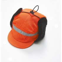 042466 Hydrowear Winter Cap Beaver Ankara (Orange)