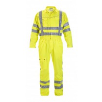 048462 Hydrowear Summer Coverall Beaver Antwerpen EN471 RWS (Yellow or Orange)