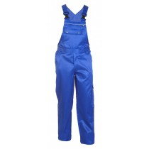 048481 Hydrowear Bib and Brace Trouser Beaver Eastbourne Royal Blue
