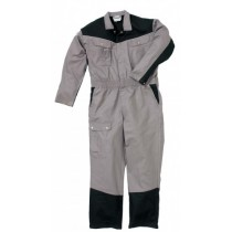 048492 Hydrowear Coverall Greenock Grey/Black