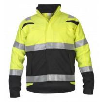 Hydrowear Jacket Multi Induwash FR AST/Hi-Vis Moss