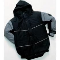 017388BA Hydrowear Pilotjack Namen Black/Grey
