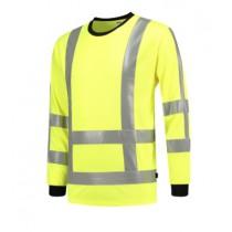 FID -RMN - 103002 Tricorp T-shirt LM RWS geel