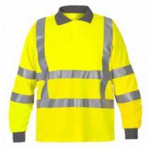 040415FO Hydrowear Ter Apel Poloshirt Longsleeve