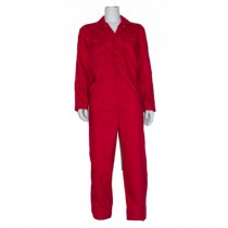 FID - Toprock Overall rood poly/katoen